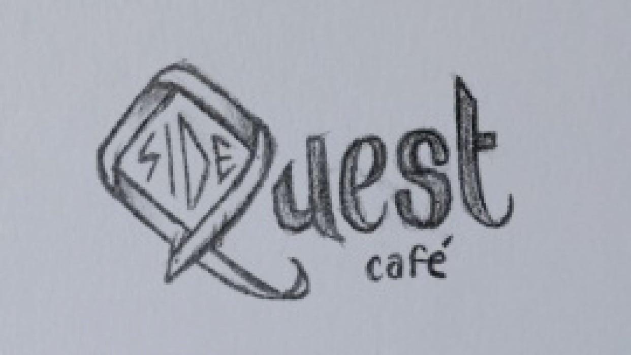 Sidequest Café - student project