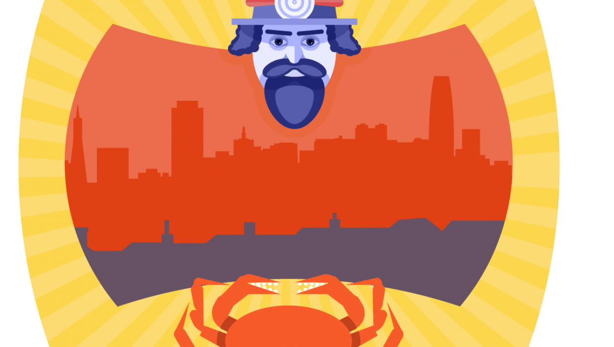 A Tribute to San Francisco - student project