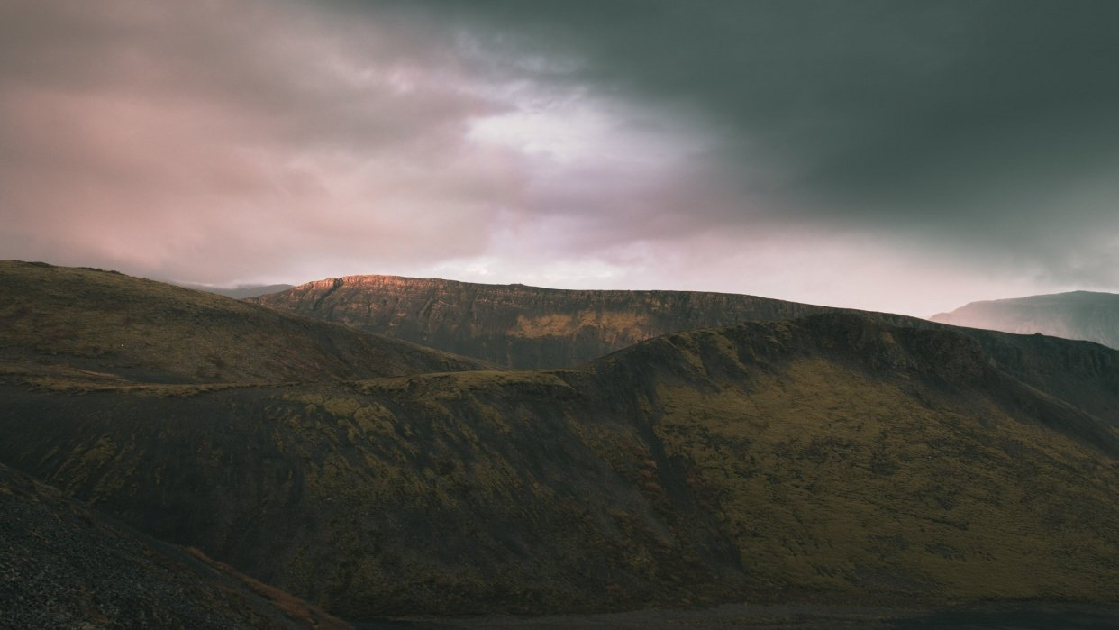 Lightroom Edit Project from Iceland - student project