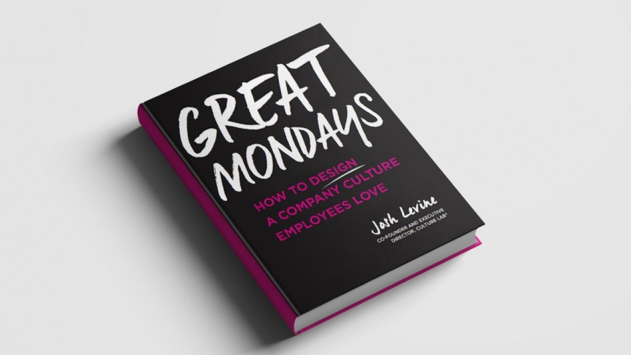 Great Mondays Marketing funnel - student project