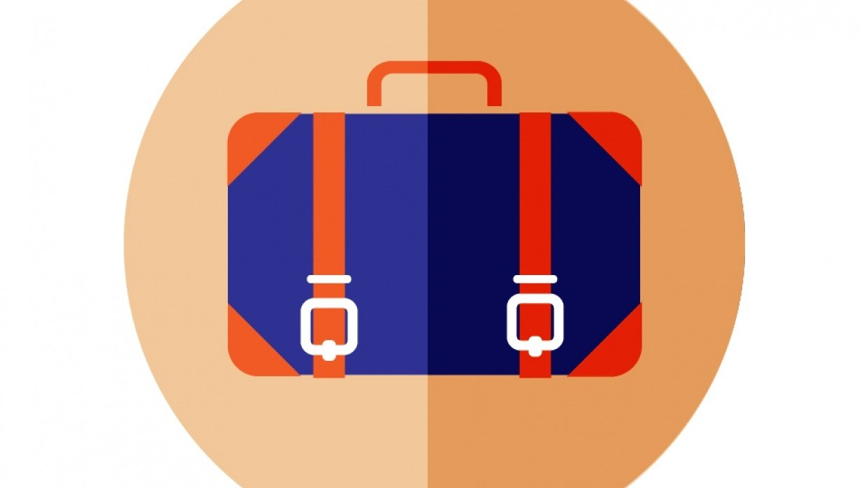 Simple Suitcase - student project
