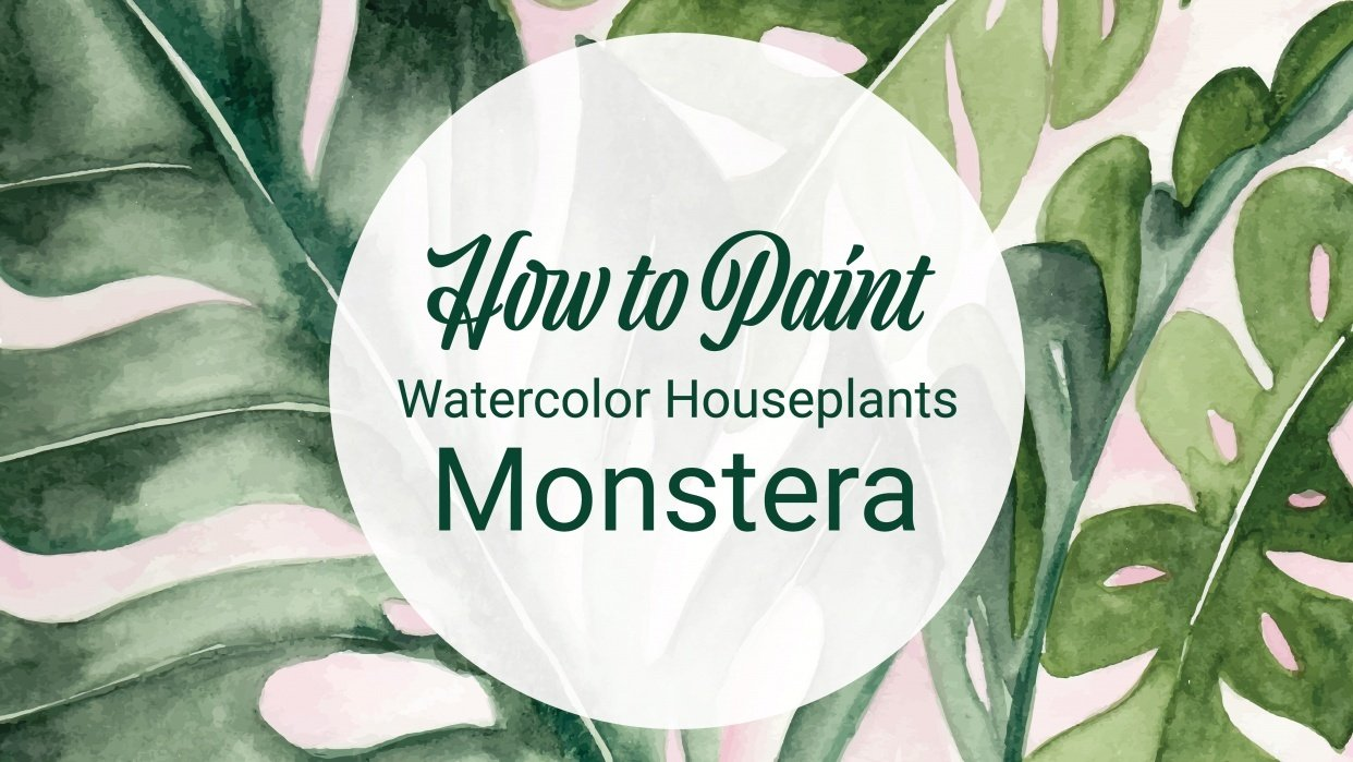 Monstera Project - student project