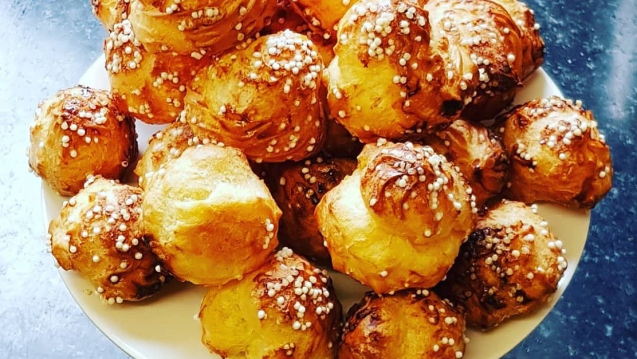 All about Choux - student project