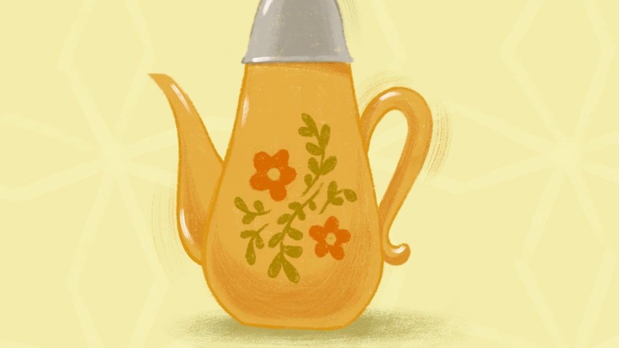 Little Teapot - student project