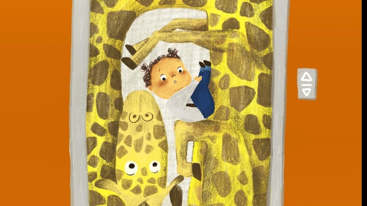 Children's book illustration - student project