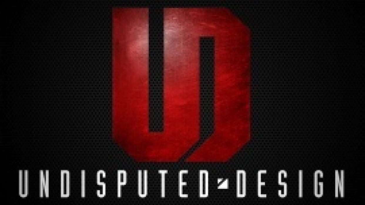 Undisputed Design - Boxing Marketing Portfolio SIte - student project