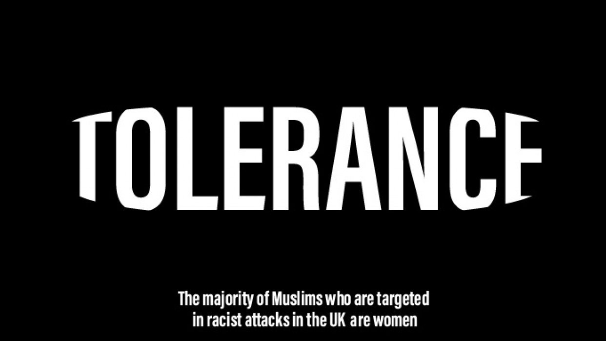 Tolerance Poster - student project