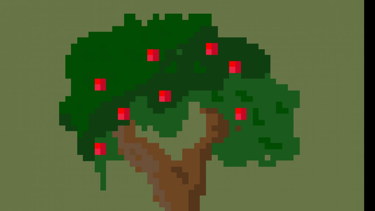 Pixel TREE - student project