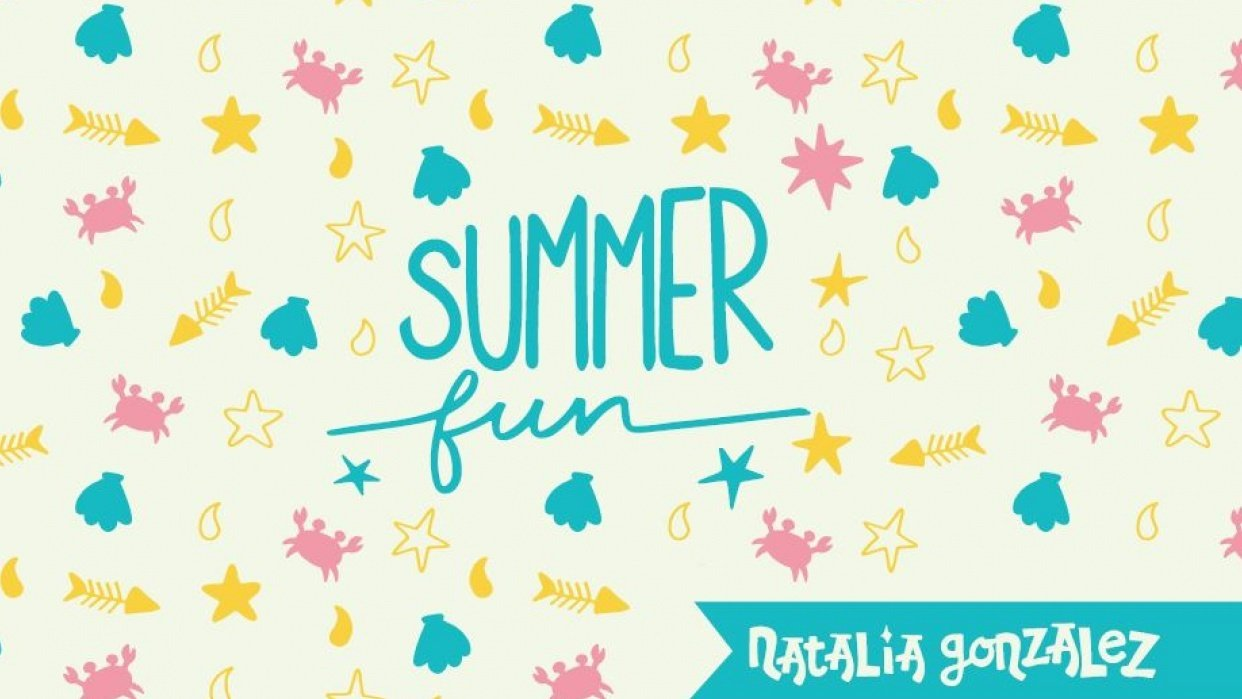Summer fun collection - student project
