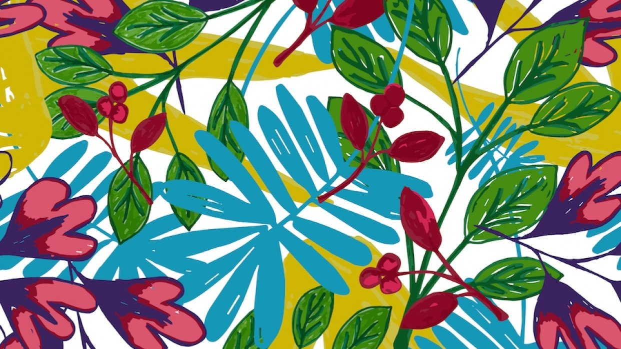 Tropical Pattern assignment - student project