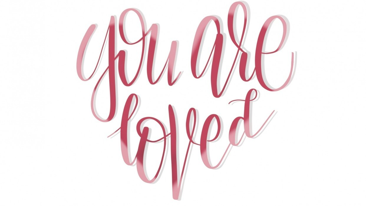 You are loved - student project