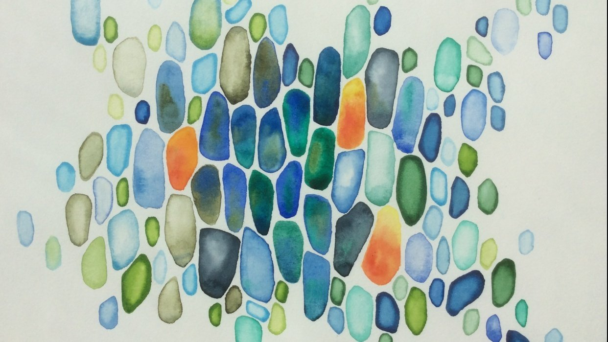 Sea Glass - student project