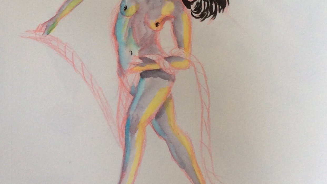 Figure drawing! - student project