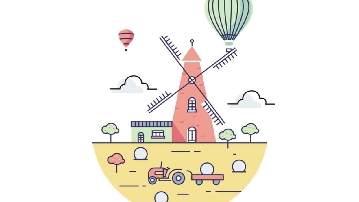 Windmill - student project