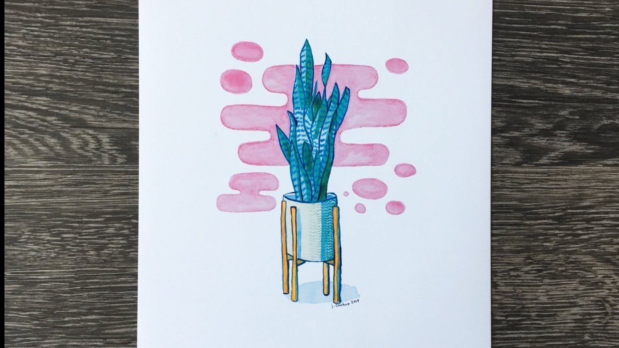 JessCoutureArt - revamped Etsy listings - student project
