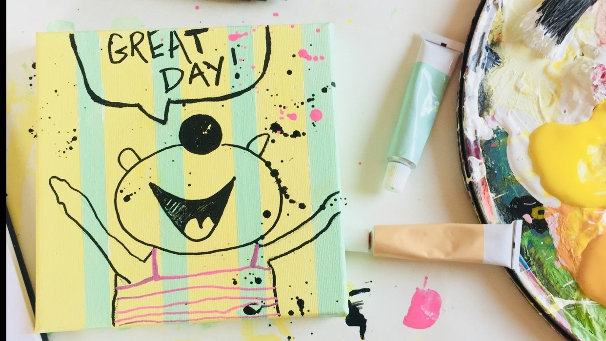 A Great day! - student project