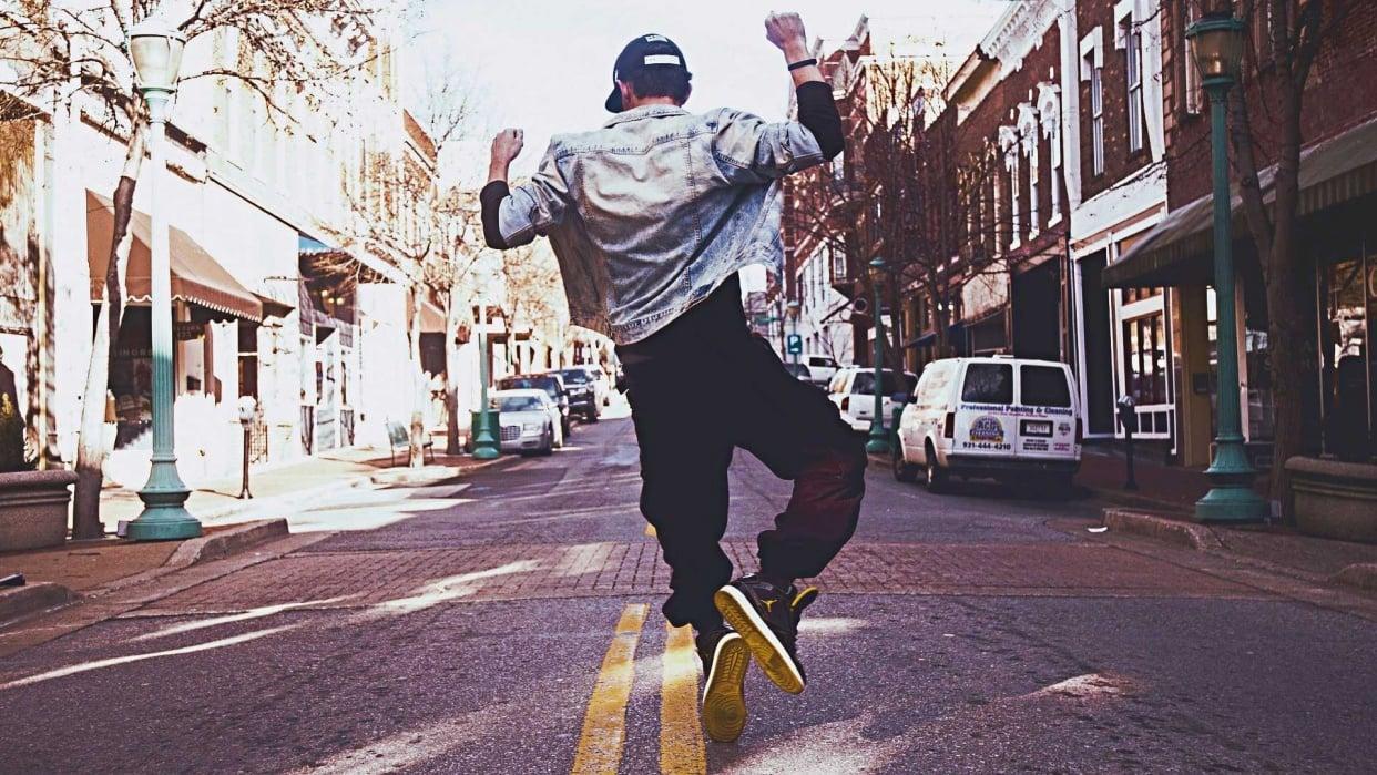 Hip Hop - student project