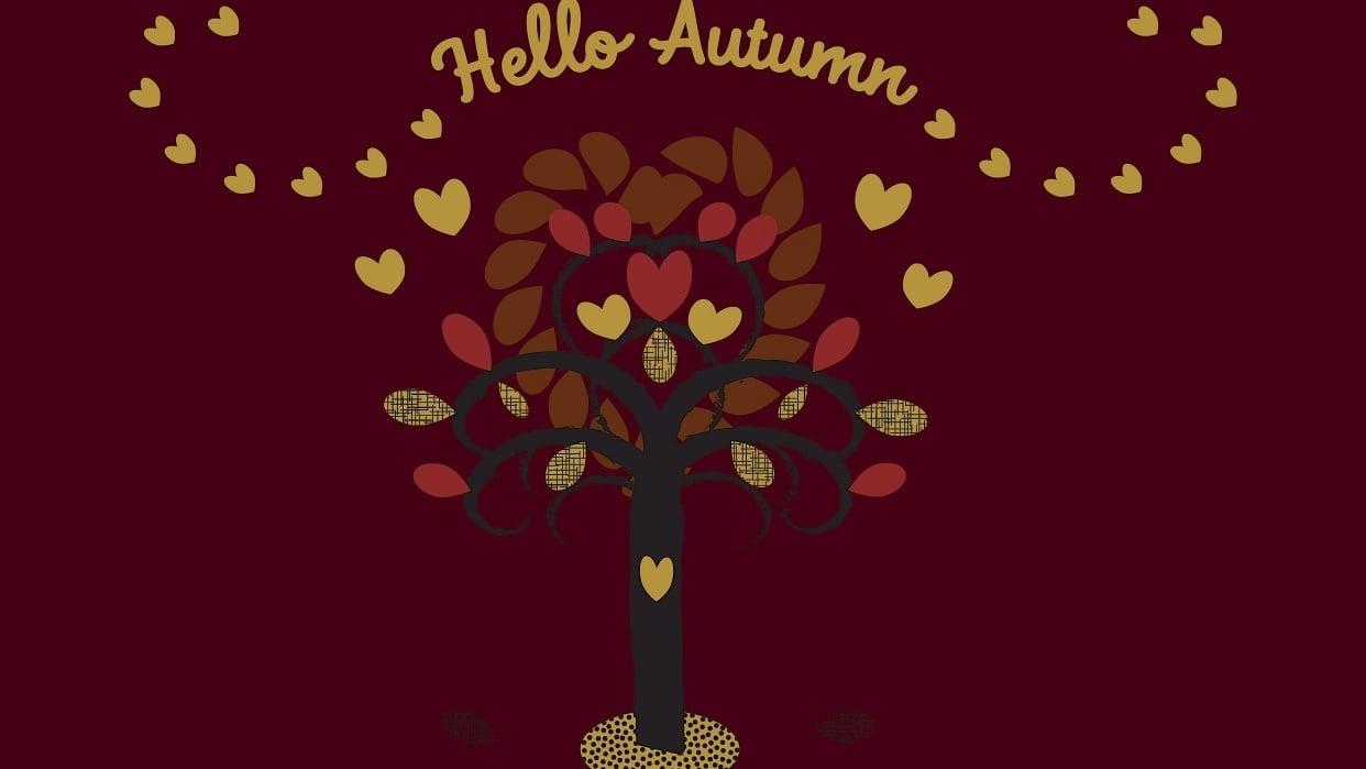 Hello Autumn - student project