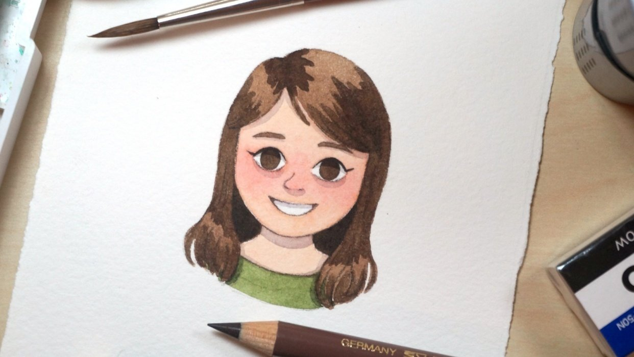 My Cute Avatar (SAMPLE PROJECT) - student project