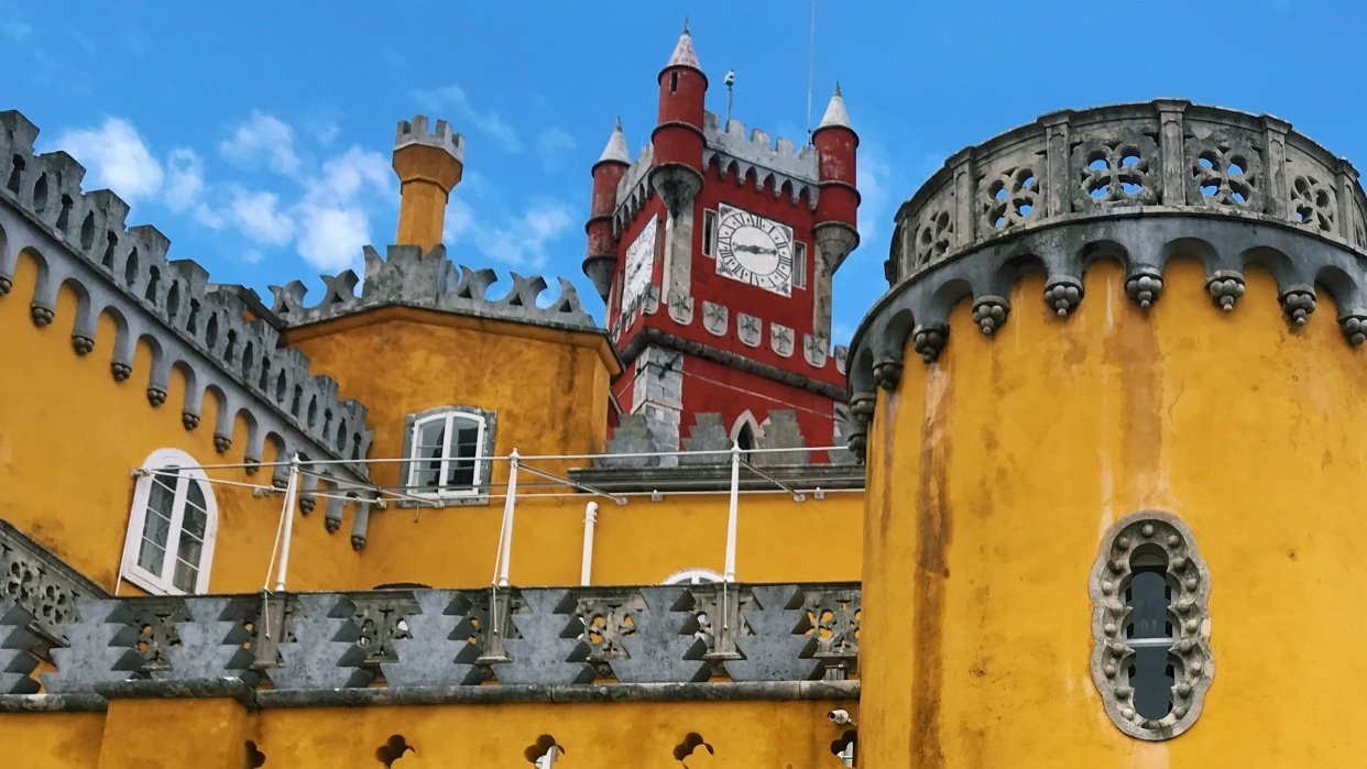 Inspiration: Lisbon, Portgual - student project