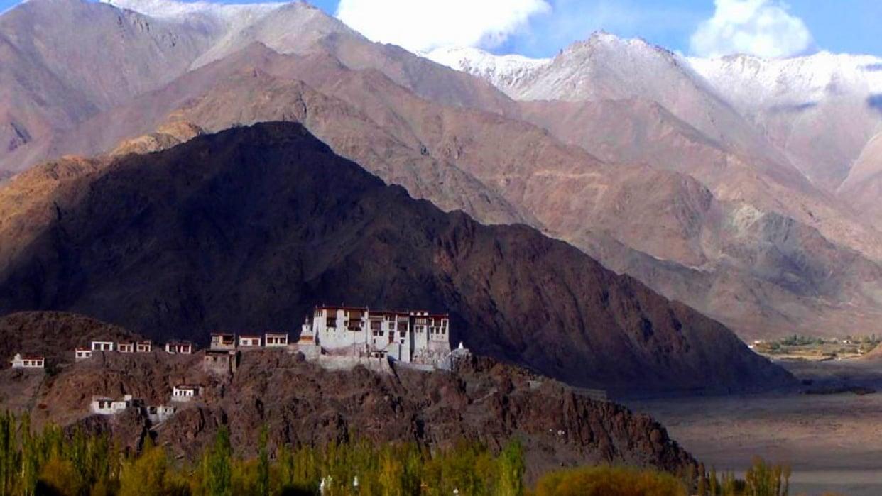 ladakh.guide - student project