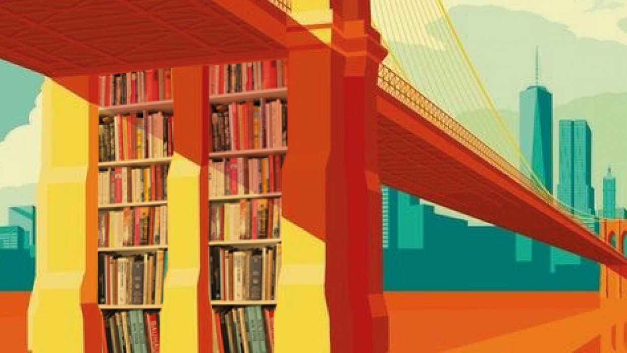 Brooklyn Book Festival - student project