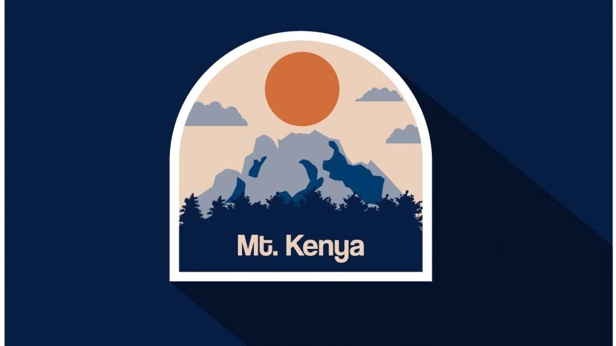 Mt. Kenya - student project