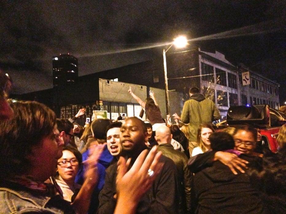 Seattle Celebrates - student project