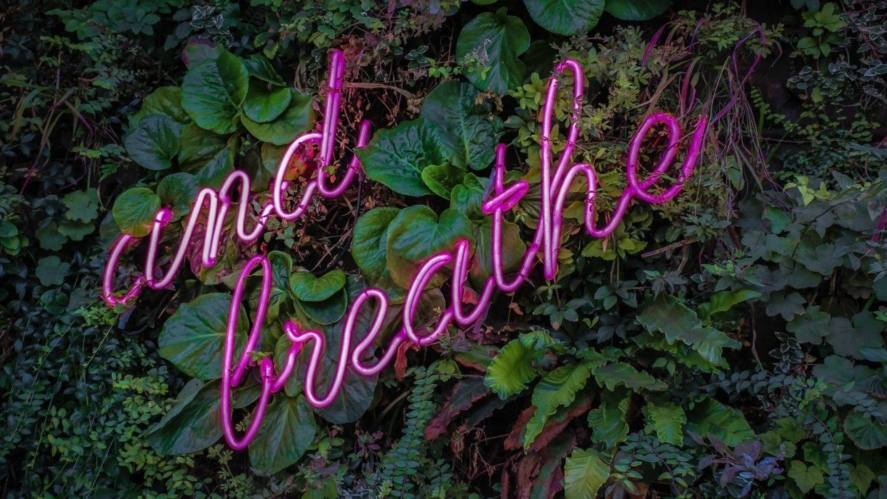 How To Deal With Stress? Breathing Techniques For Stress - student project