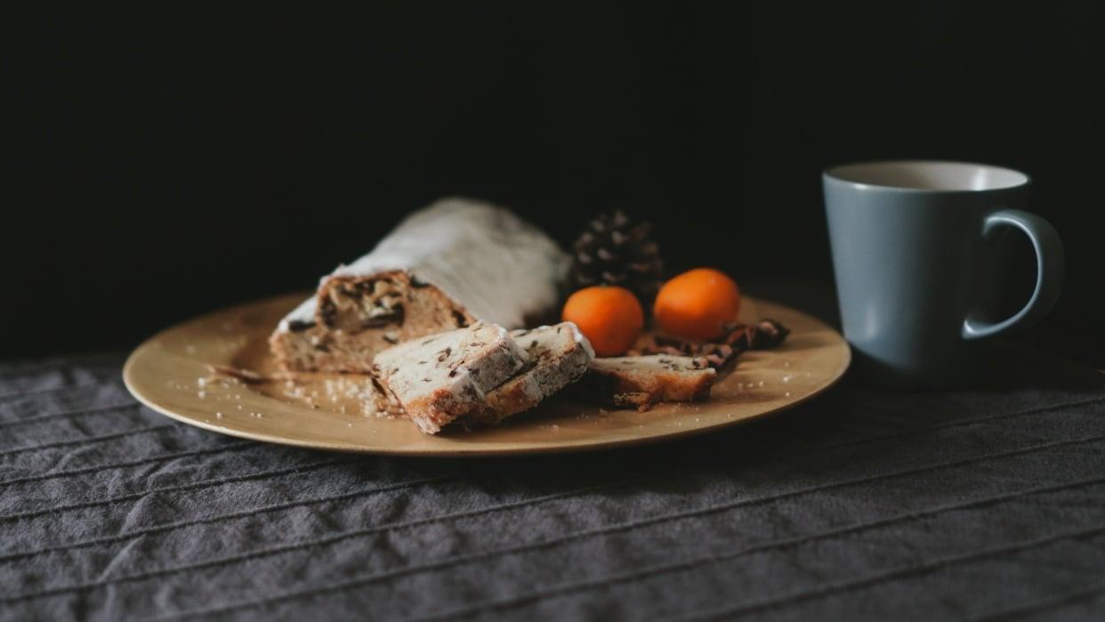 Afternoon tea - Christmas mood - student project