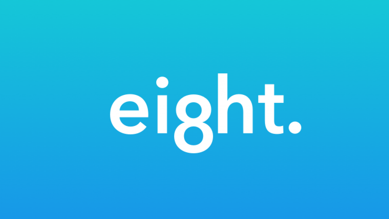 Eight App - student project