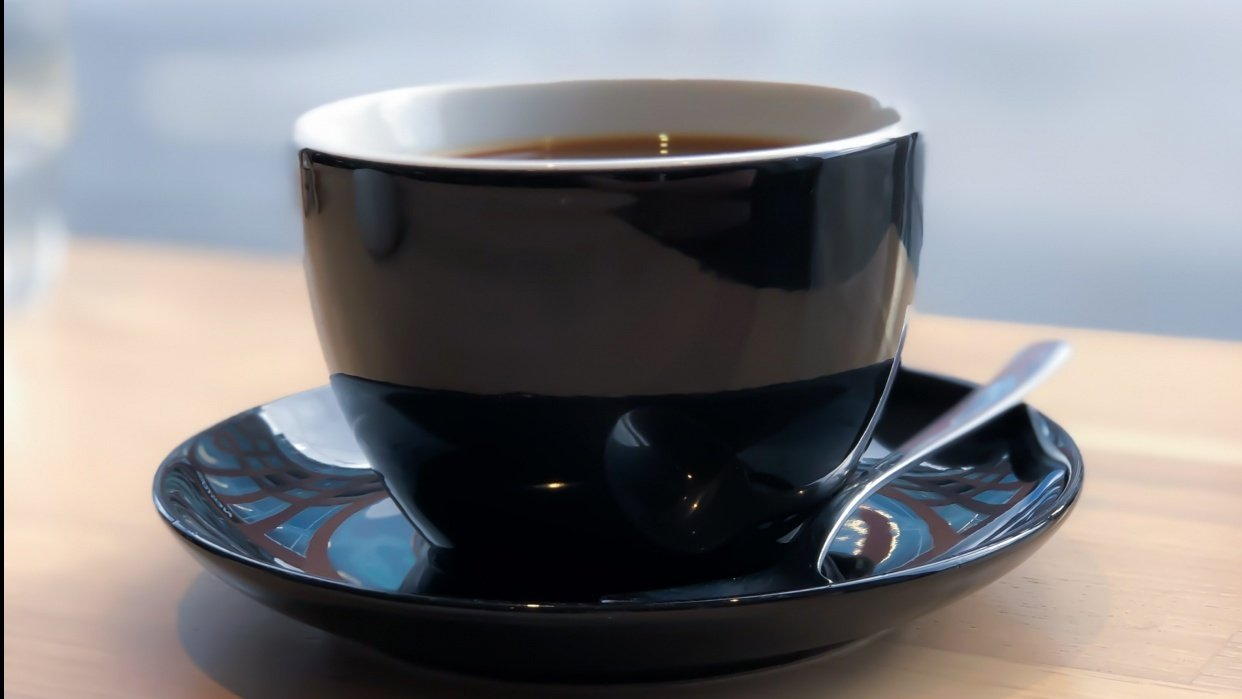 Afternoon Coffee - student project