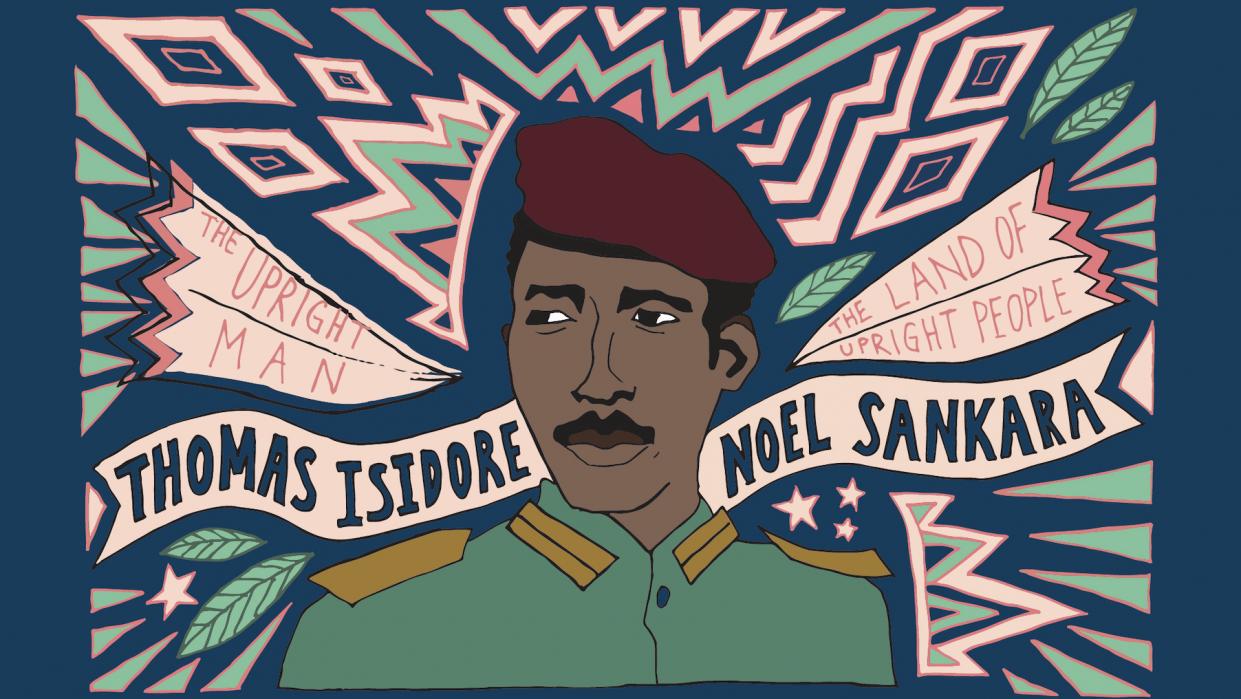 Thomas Sankara - student project