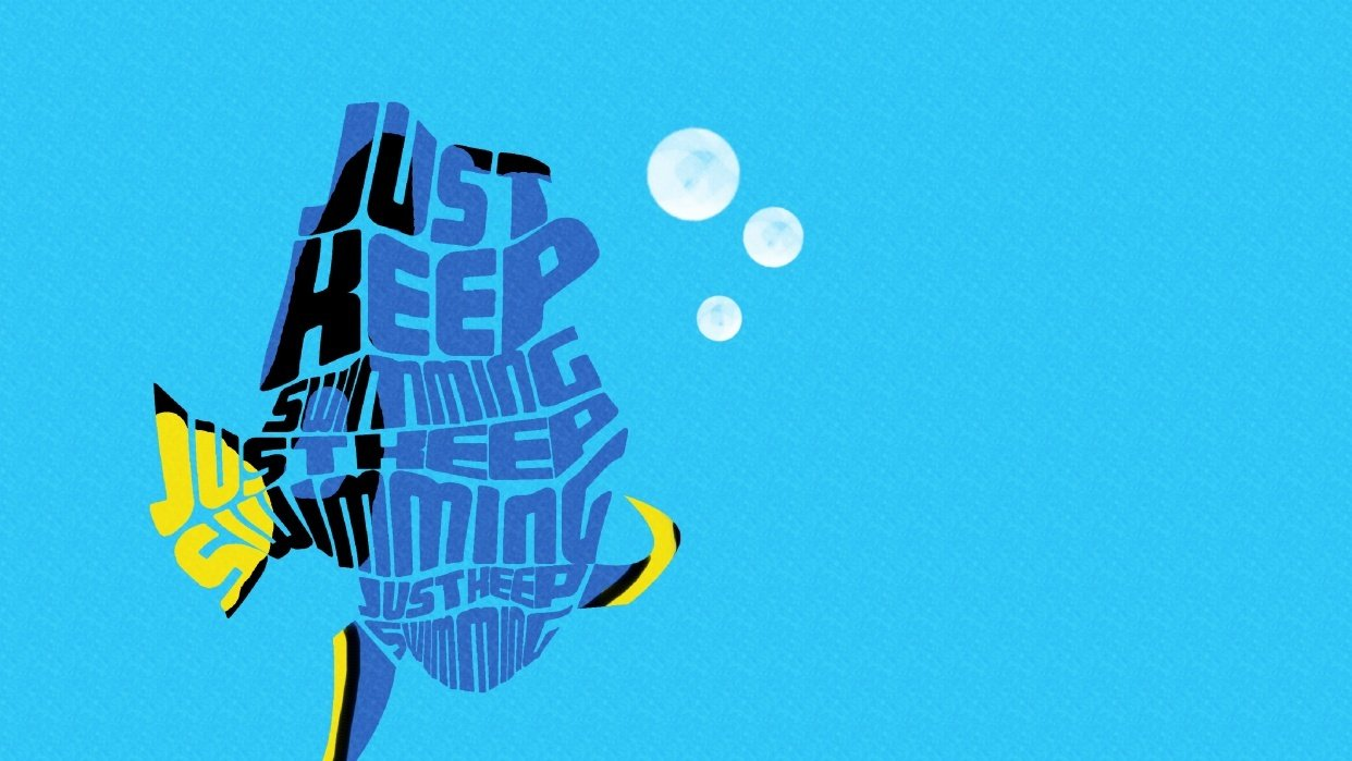 Just Keep Swimming - student project