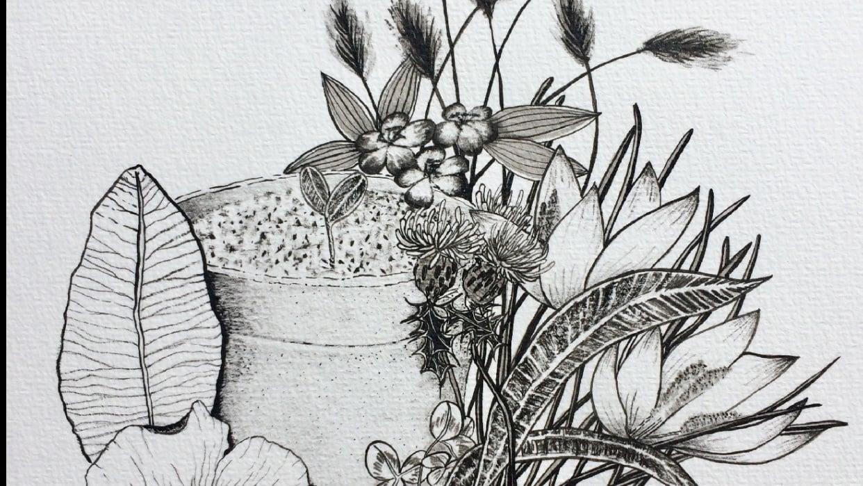 Garden of Weeds - student project