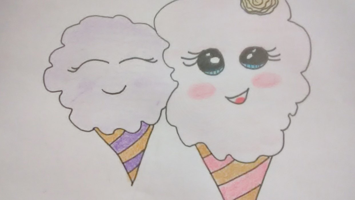Cotton Candy - student project