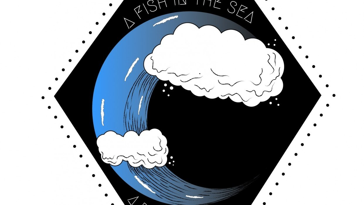 A Fish in the sea - student project