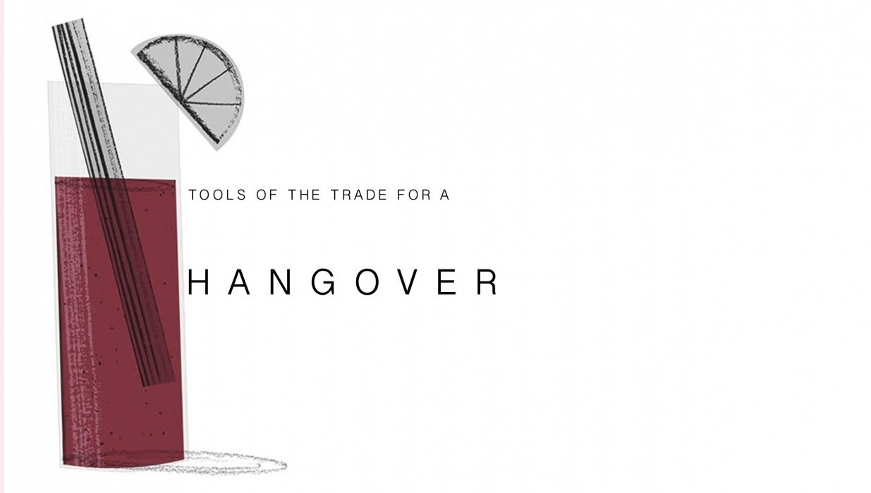 Tools for a Hangover - student project