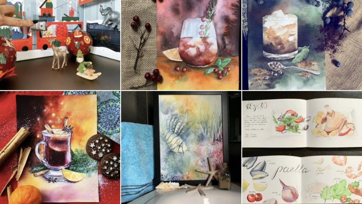 @jul_gavrilova_ journey - student project