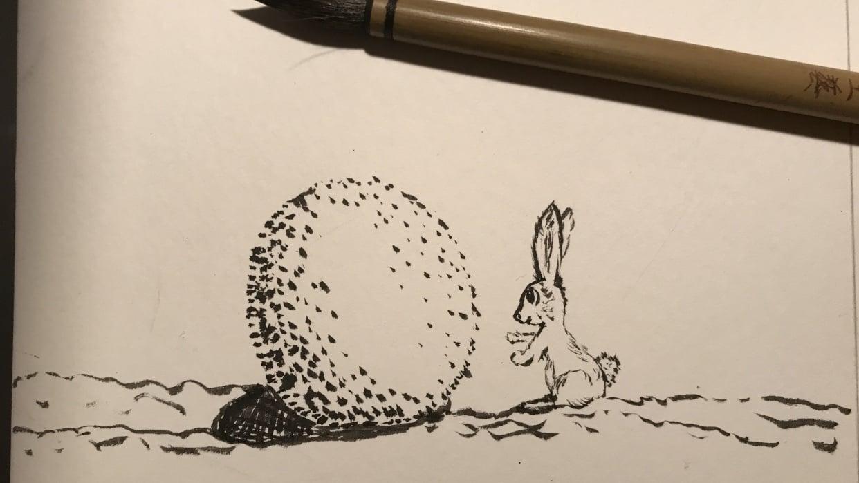 Curious Rabbit - student project