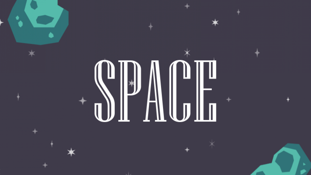 Infinite Space - student project