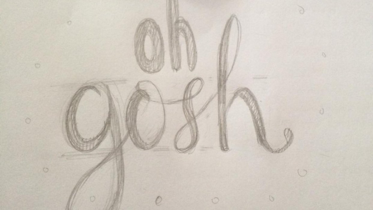 Oh Gosh! - student project