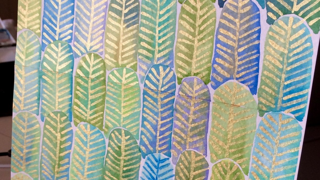 Feather Forest Dec 5 - student project