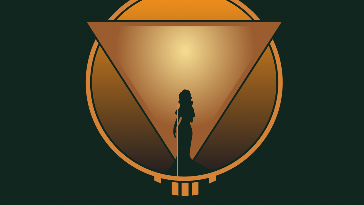 Transistor Game Logo - student project