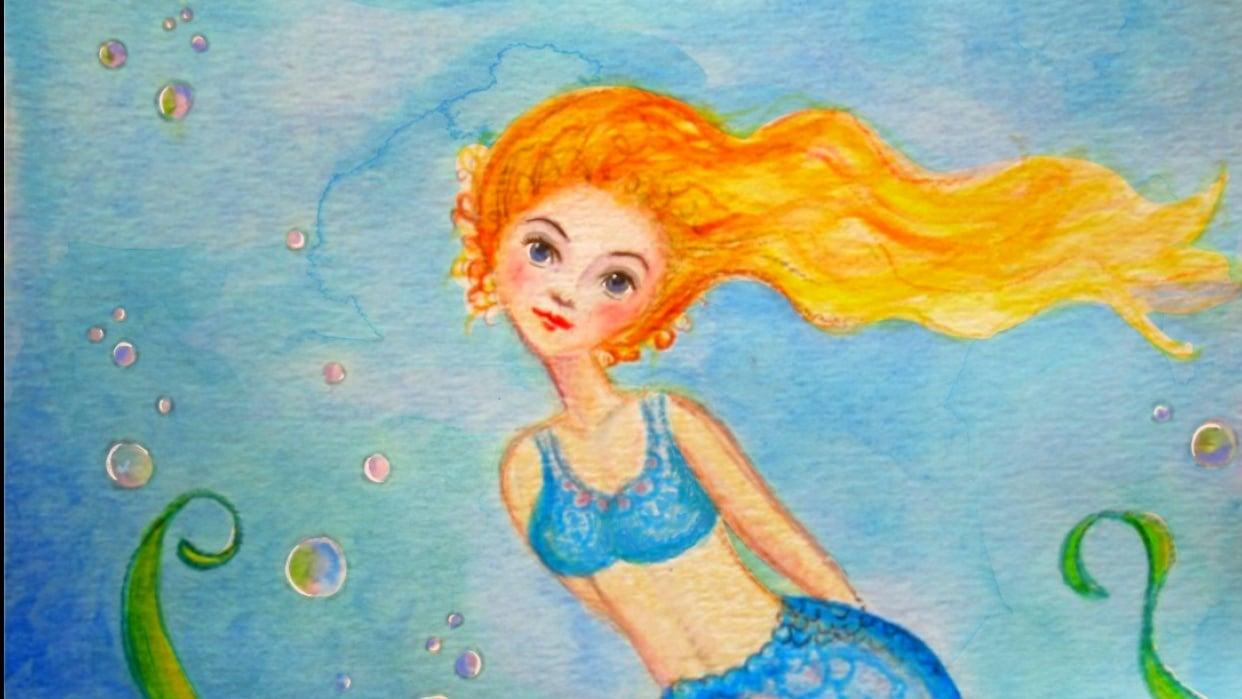 Pretty Mermaid - student project