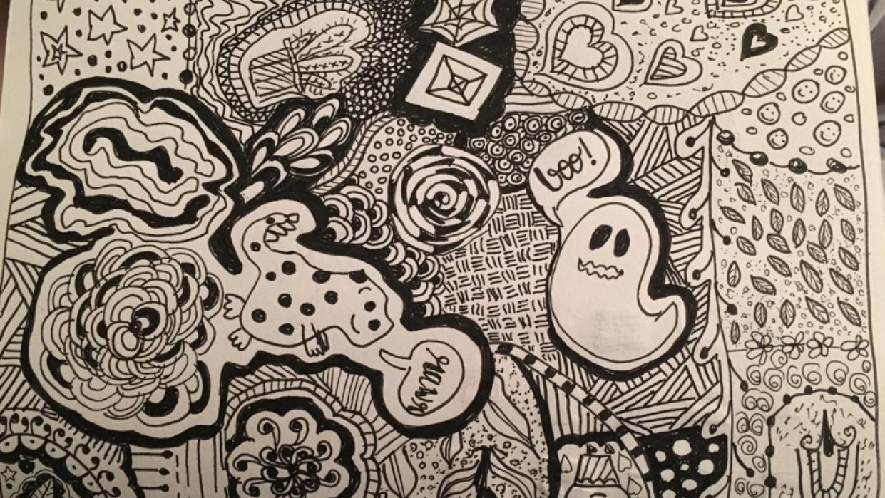 Doodle Magic Class Project - student project