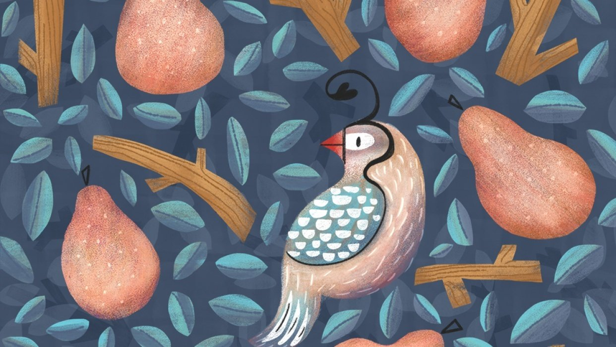 Partridge in a Pear Tree - student project