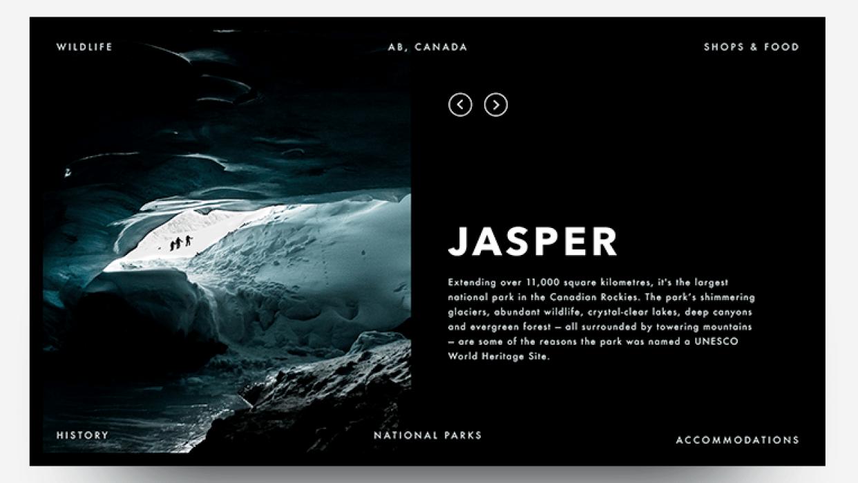 Jasper - student project