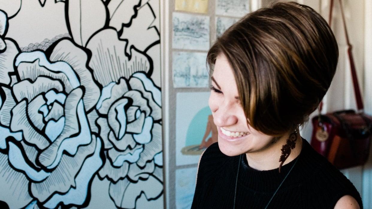 Olivia Obrecht - Illustrator - student project