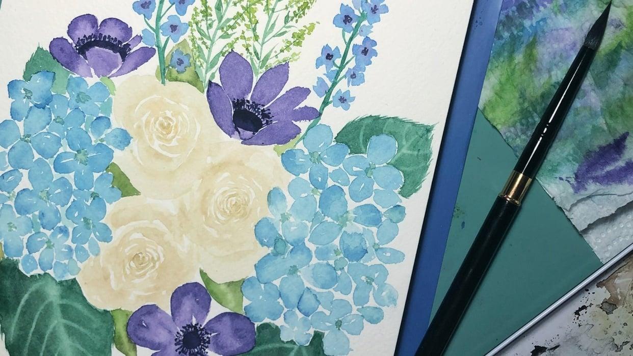 love the arrangements <3 - student project